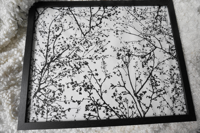 S lection de papiers peint pour l 39 t mahousindeco - Tableau avec papier peint ...