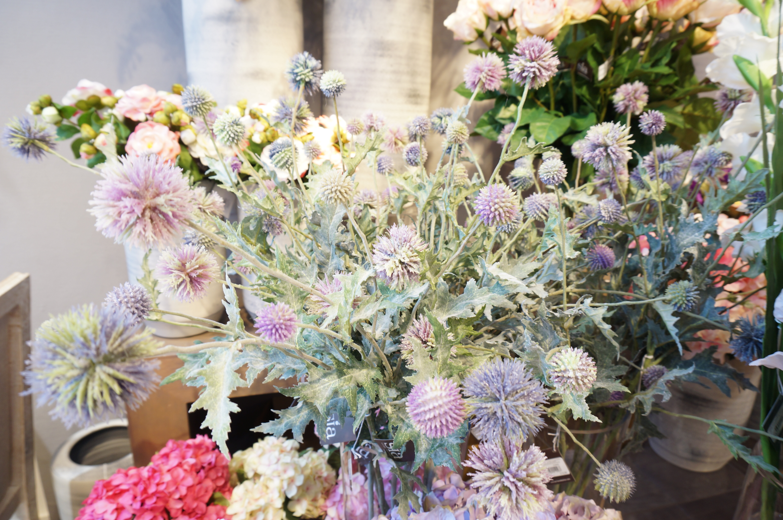 SIA atelier fleurs (DIY inside!) - Mahousindeco