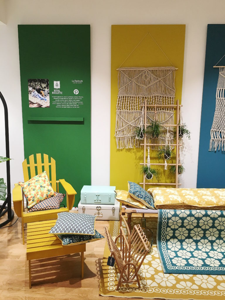 boho chic by royal roulotte la redoute int rieurs mahousindeco. Black Bedroom Furniture Sets. Home Design Ideas