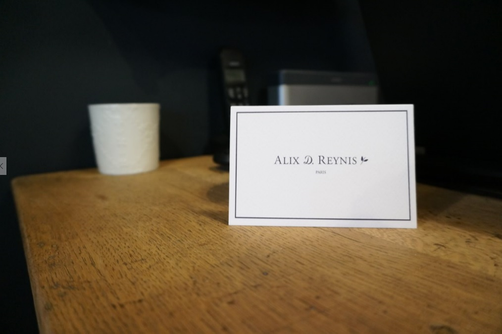 Alix Dreynis carte