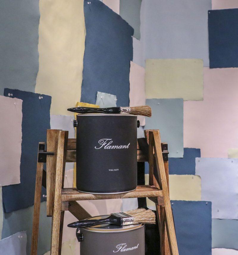Peinture Flamant : 6 nouvelles teintes pour 2017 !   Mahousindeco